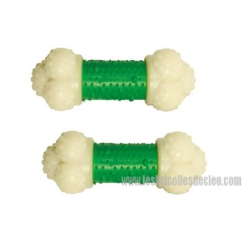 Nylabone Dura Chew Bacon Flavored Dogs Toys (2)