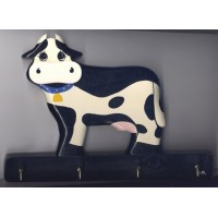 picture-cow-wall-plaque-key-holder-3