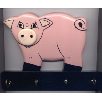 picture-piggy-plaque-key-holder-3
