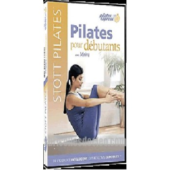 Pilates for beginners Moira Stott Pilates VHS
