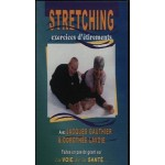 Stretching exercices d'étirements vhs cassette