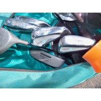 Golf set for right-handed