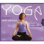Yoga anti-stress session1 N. Bordeleau French Cd