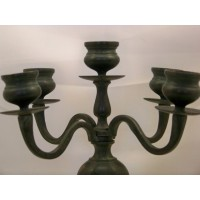 picture-cast-iron-candlestick-candle-holders-verdigris-6