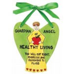 Ange gardien Our Name is Mud Healthy Living