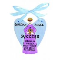 Ange gardien Plaque Our Name is Mud Success