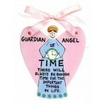 Guardian Angel Plaque Our Name is Mud Time