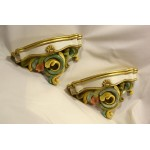 Decorative Wall Shelf Brackets Rococo Shabby