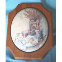 picture-Oval-Wall-Plaques-Wood-Raised-Center-3