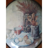 picture-Oval-Wall-Plaques-Wood-Raised-Center-4