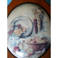 picture-Oval-Wall-Plaques-Wood-Raised-Center-5