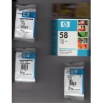 HP 56/57/58 Original Ink Cartridge (4)