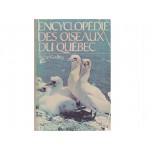 Encyclopedia of Quebec Birds French book