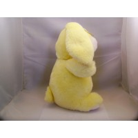 "picture-yellow-stuffed-bunny-padded-animal-Easter-12""-3"