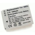 PowerSmart batterie de remplacement pour Canon Power Shot S100