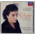 Cecillia Bartoli Chant d'Amour CD