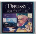 Debussy Greatest Hits CD