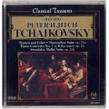 Peter Iljitch Tchaikovsky 1840-1893 CD