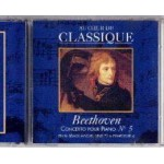 Beethoven CD concerto pour piano no 5