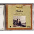 CD Brahms Classical Concerto no 2 pour piano