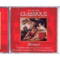 Mozart Classical CD Concerto pour piano no 21