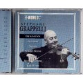 Stephane Grappelli CD Django Nuages Disque Compact