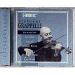 Stephane Grappelli CD Django Nuages Compact Disk