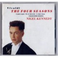 Vivaldi The Four Seasons Nigel Kennedy Compact Disk cd
